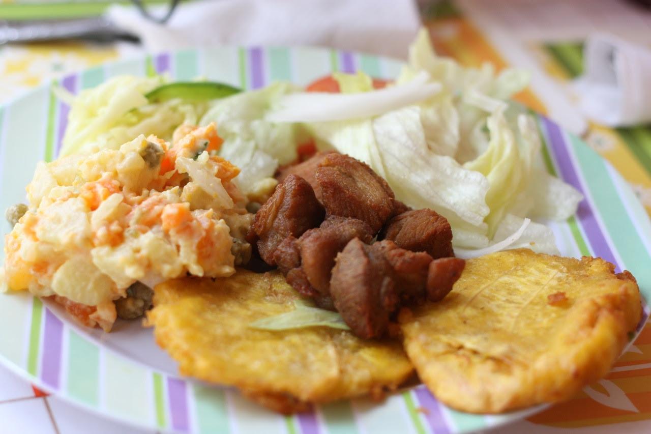 A new Haitian restaurant in Mexico City  The Mija Chronicles
