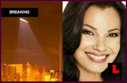 Fran Drescher UFO Alien Abduction Prompts Sammy Hagar Similarities