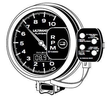 How To Wire A Vw Tachometer