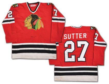 Chicago Black Hawks 79-80 jersey, Chicago Black Hawks 79-80 jersey