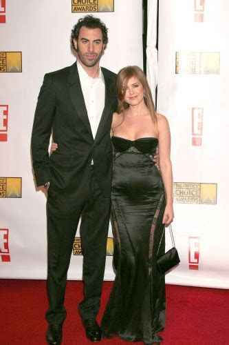 Celebrity Wedding Anniversary: Isla Fisher and Sacha Baron