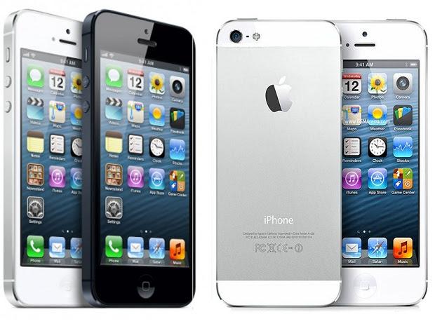 Tamanho dos iPhones 5 e 5S não deve ser mantido no 6 (Foto: Divulgação)