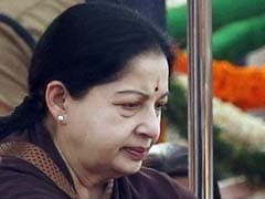 Jayalalithaa Allots Houses For People Who Lost Homes In Chennai Floods