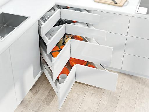 Eckschrank Küche 80x80