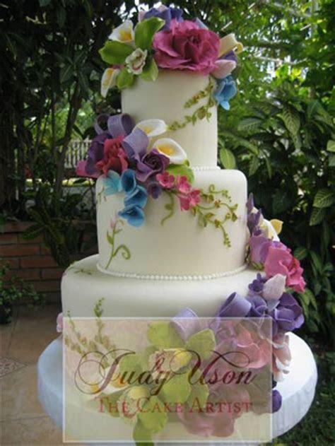 Judy Uson, The Cake Artist   Wedding Cake Shops   Wedding