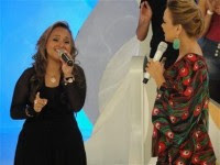 Bruna Karla assegura o segundo lugar de audiência do Programa da Eliana