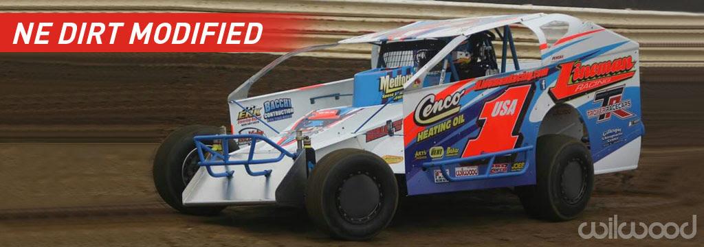 Wilwood Racing Dirt Modified Test