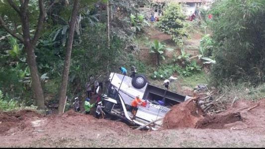 Terungkap Kecelakaan Bus di Tanjakan Cae Bermula dari Usul Rombongan Potong Jalan