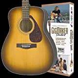 Yamaha F325 Gigmaker Standard Full Size Guitar Package with Tobacco Brown Sunburst Finish