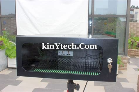 diy weatherproof projector enclosure outdoor projector