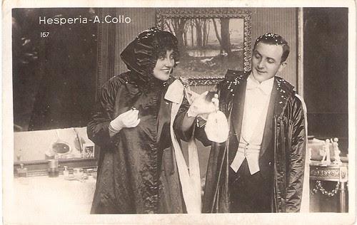 Hesperia and Alberto Collo