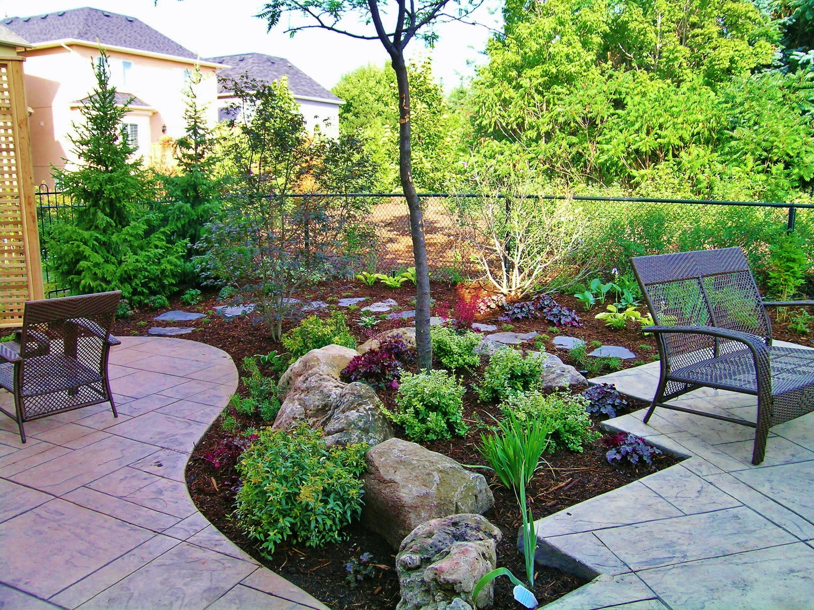 Guide And How To Do Home Landscaping Designs Samples