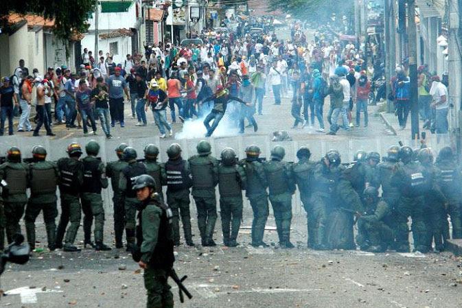 Image result for Demonstration in  Venezuela Apr 2017