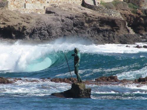Neptuno de Melenara