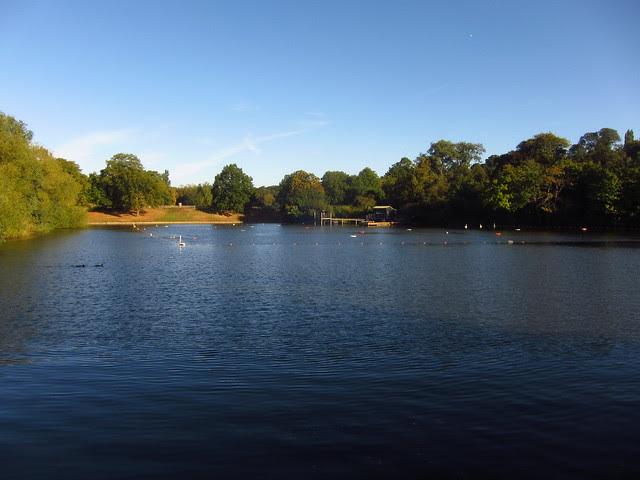 The Mens' Bathing Pond