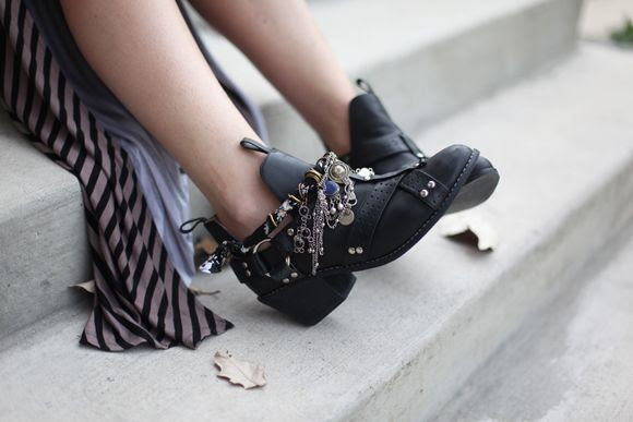 Introducing: Shoe Jewelry