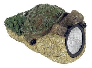 Solar Powered Turtle Garden Light