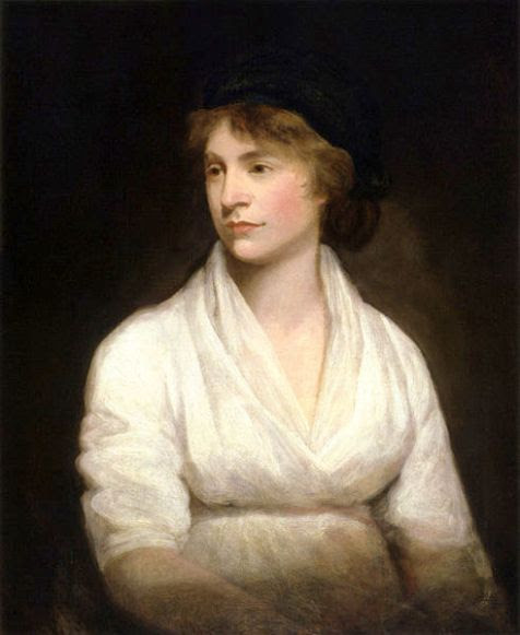 Mary Wollstonecraft (John Opie)