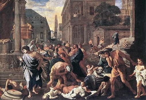 libreta chatarra: la peste de Atenas