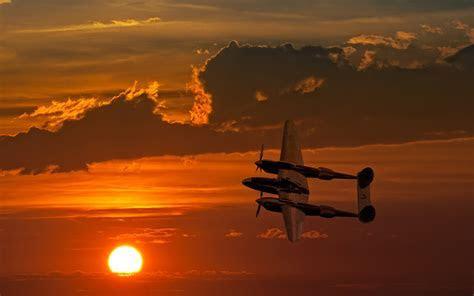 Lockheed P 38 Lightning Aircraft   2560x1600