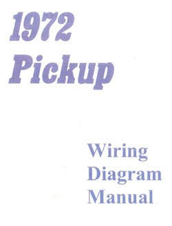 1972 Chevy Gmc Truck Wiring Diagram Chevy Truck Parts