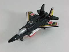 Transformers Air Raid G1 - modo alterno