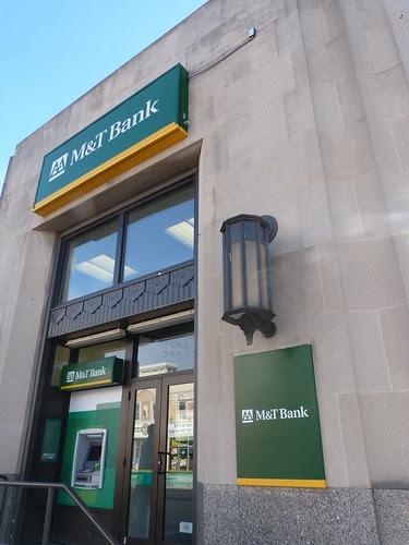 M&T Bank Branch, Baltimore