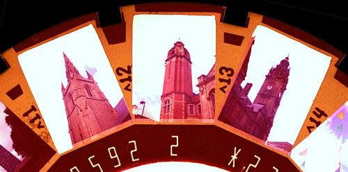 three towers by pho-Tony