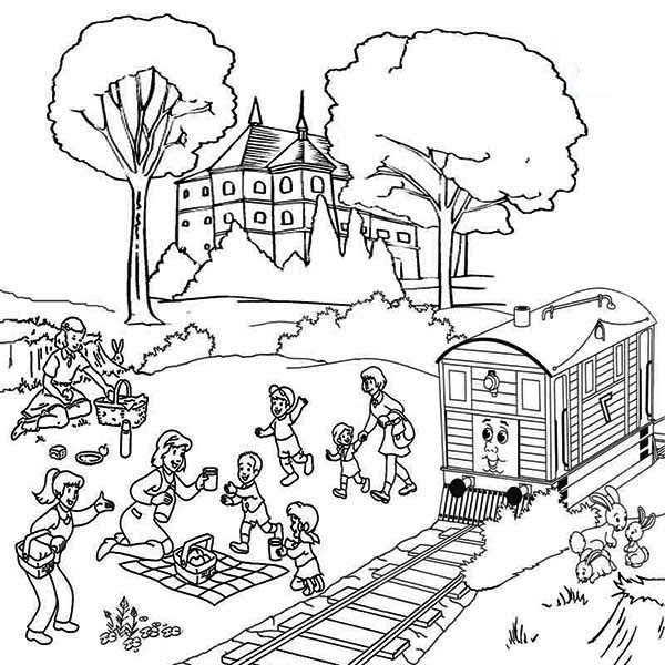 Summer Vacation Drawing at GetDrawings | Free download