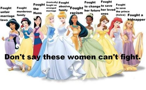 Magical Girl Power!: My Favorite Disney Princess