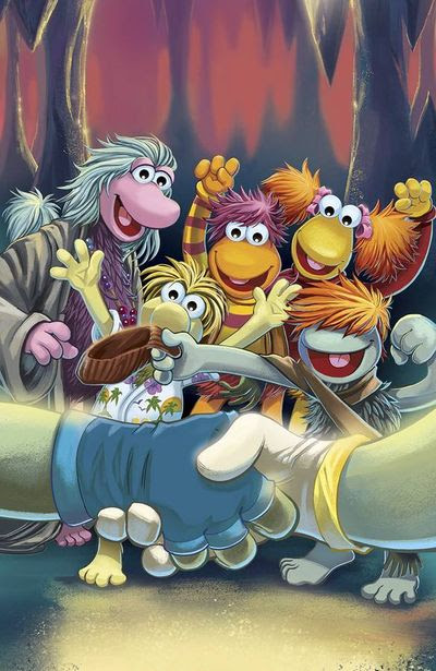 Fraggle Rock Journey Everspring #4 (of 4)