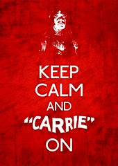 Keep Calm and Carrie On (by cole007)