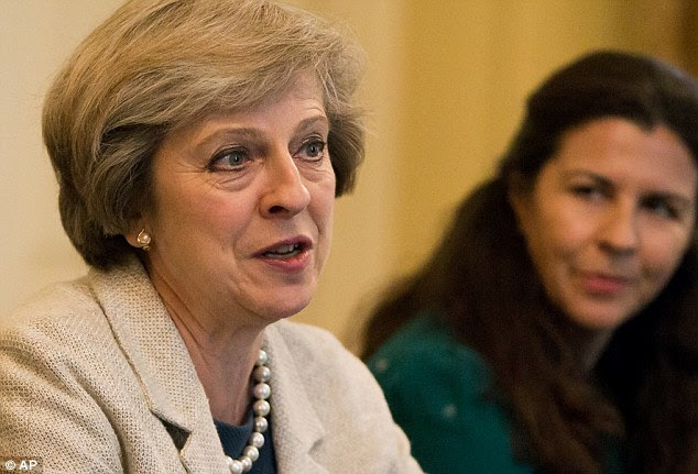 Prime Minister Theresa May hopes her bold post-Brexit plan would allow access to Britain¿s untapped energy reserve and give a boost to the economy