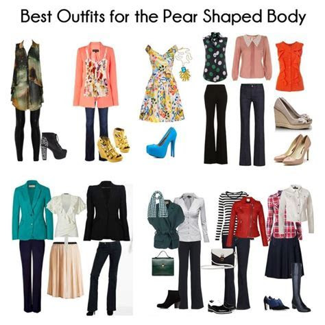 Best Clothes for a Pear Shaped Body   Style Wile