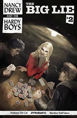 Nancy Drew - Hardy Boys Big Lie