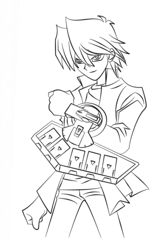 500 Coloring Pages Yugioh  Images