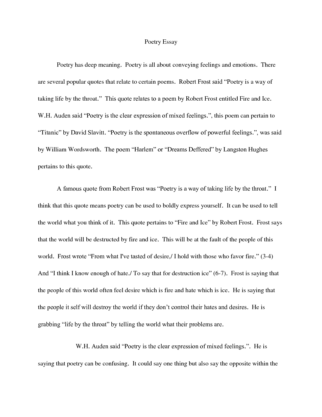 how to write a quote in an essay of education