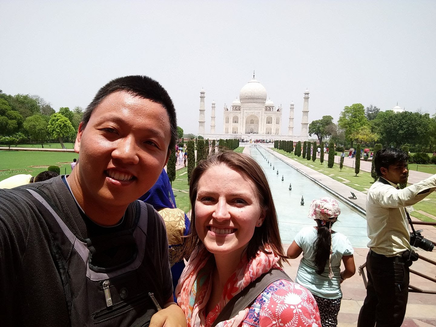 Michael and Michelle at Taj Mahal in Agra, India photo IMG_20150512_121800_zpskw7avvlo.jpg