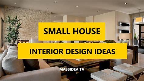 awesome interior design ideas  small house
