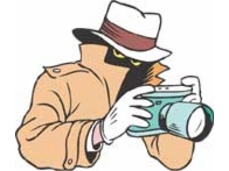 Ilustração: Espionagem da Veja