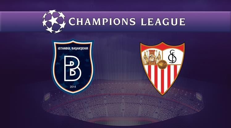 مشاهدة مباراة إشبيلية و باشاك شهير - بث مباشر - دوري أبطال أوروبا