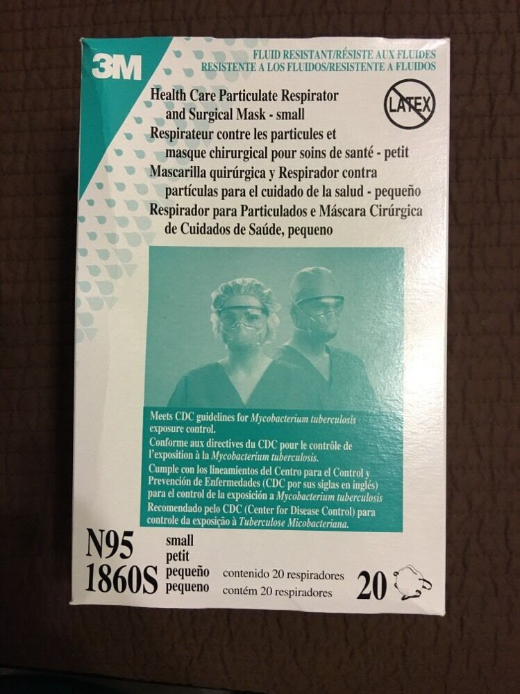 3M Health Care Particulate Respirator and Surgical Mask ...
