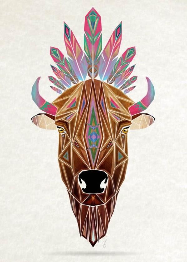 geometric-animal-illustrations-for-many-purposes0091