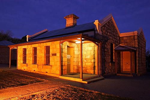 Beechworth, Victoria, Australia, Gold Warden's Office IMG_9969_Beechworth_Gold_Warden's_Office