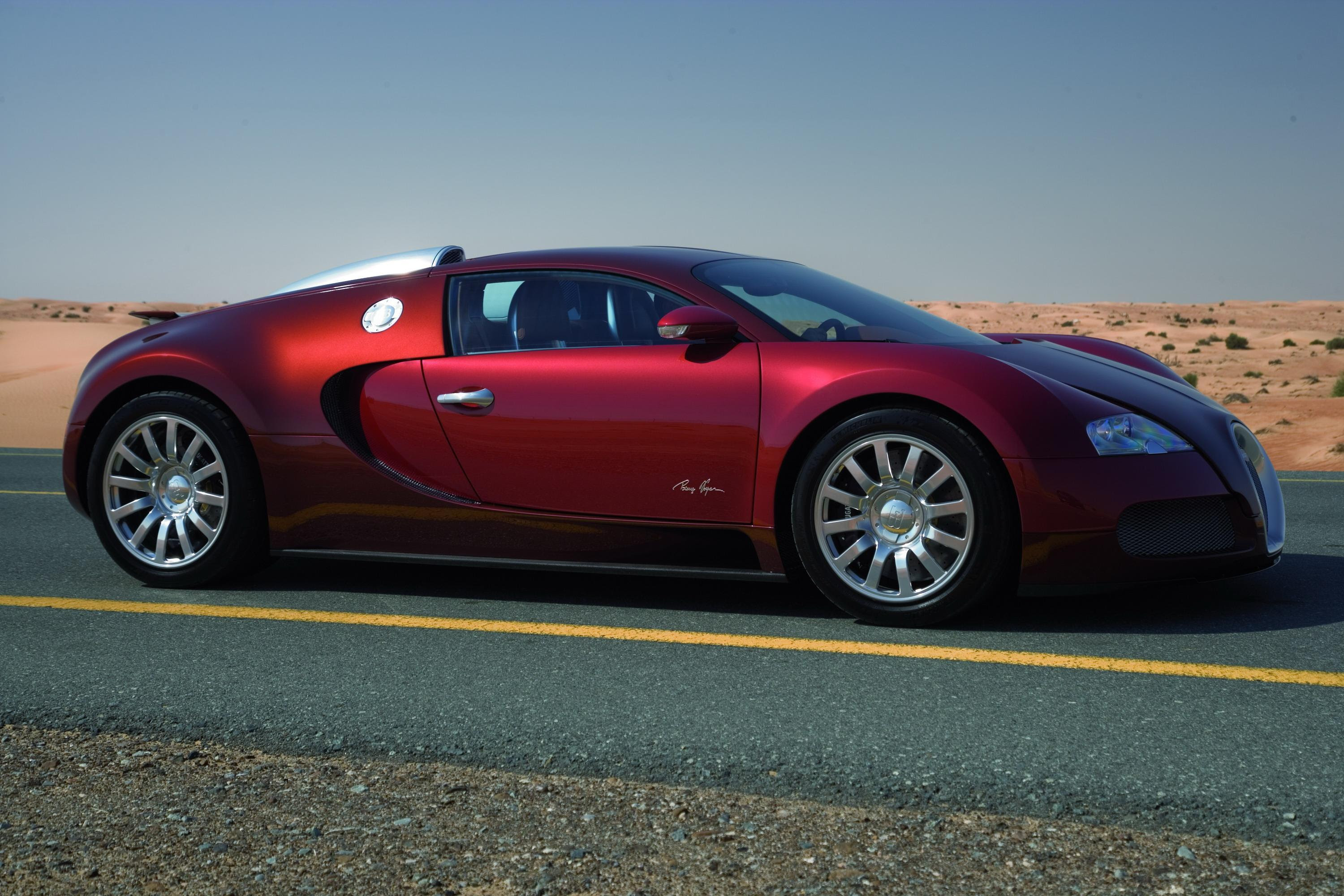 2006 Bugatti Veyron 16.4 Review  Top Speed