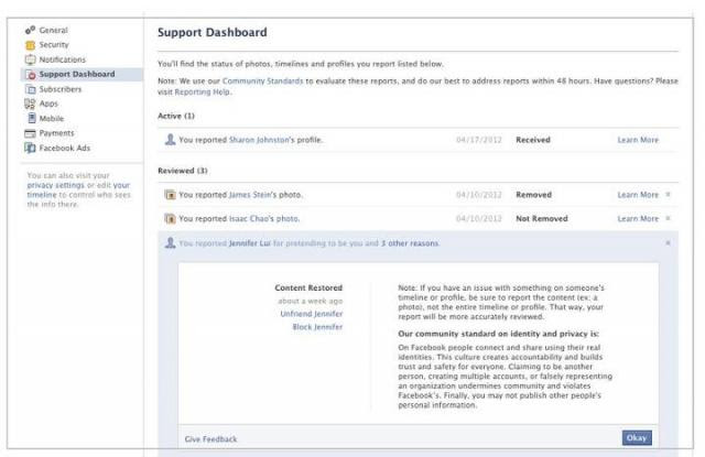 Nova ferramenta do Facebook é importante na luta contra o cyberbullying (Foto: Reprodução)