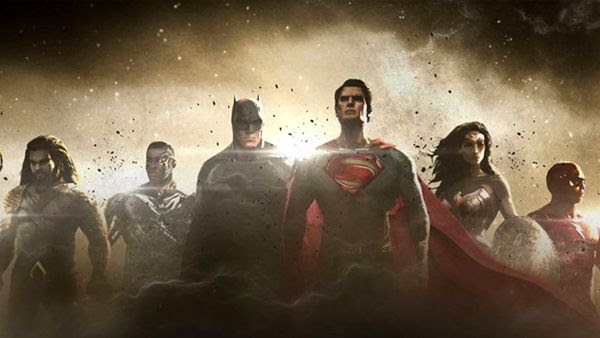 Aquaman, Cyborg, Batman, Superman, Wonder Woman and The Flash unite on the big screen for the first time in 2017's JUSTICE LEAGUE movie.