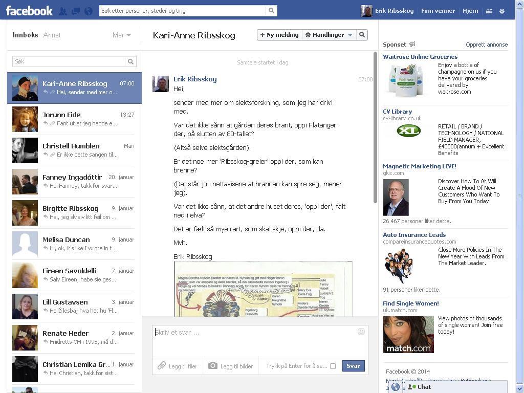 kari anne ribsskog facebook