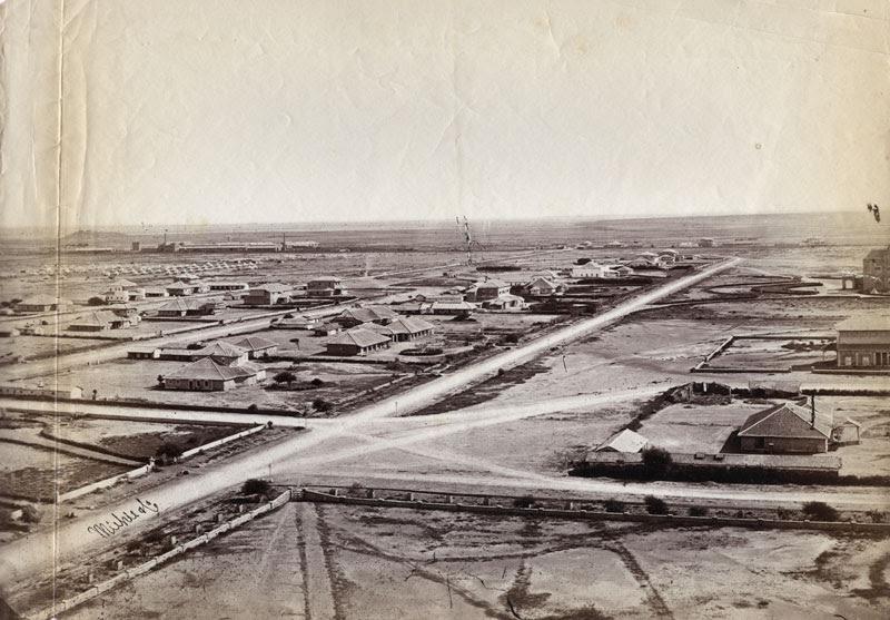 карачи 1865