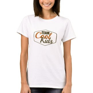 Team Cool Kids shirt - take 2